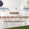 Half Poster Taller CSI Bolivia, 2018
